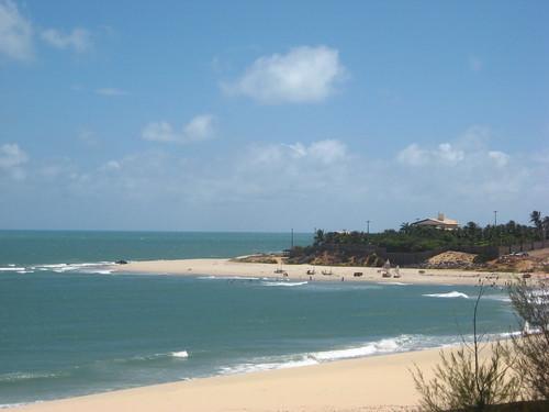 sea sky beach sand waves ceara views200 iquape