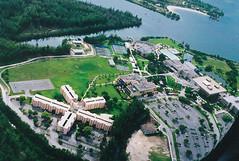 Biscayne Bay Campus Map.Aerial Of The Biscayne Bay Campus Florida International University