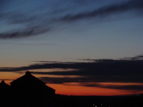 blue sunset orange beautiful night nice perfect farm best theperfectphotographer innightsky