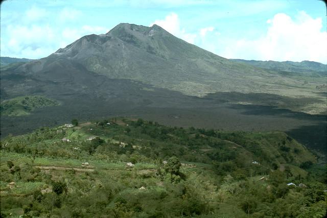 Bali Volcanoe Nov 1975