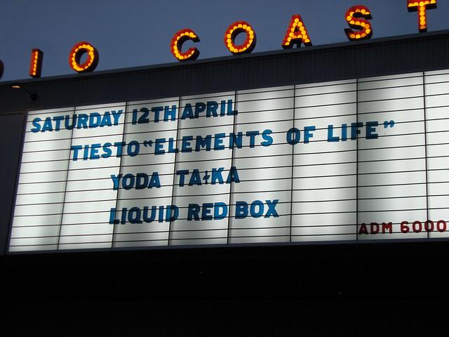 2008/04 Tiesto Live @ ageHa Tokyo, Japan #01