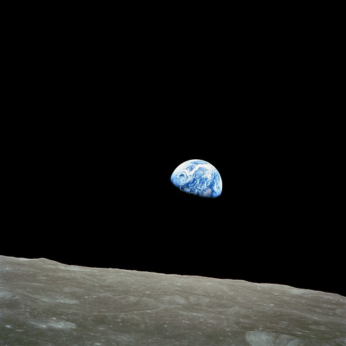 Earthrise, 1968 December 24