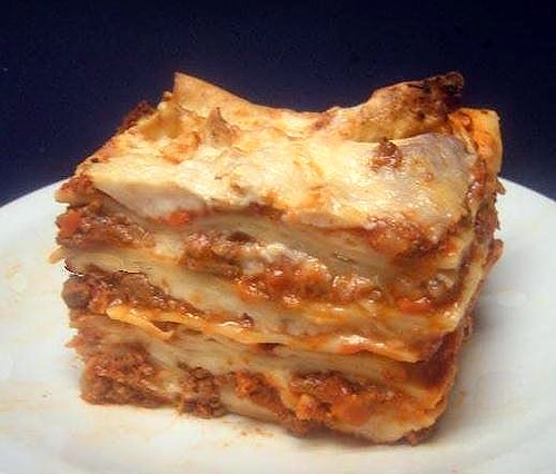 Lasagna Bolognese, final outcome | Flickr - Photo Sharing!