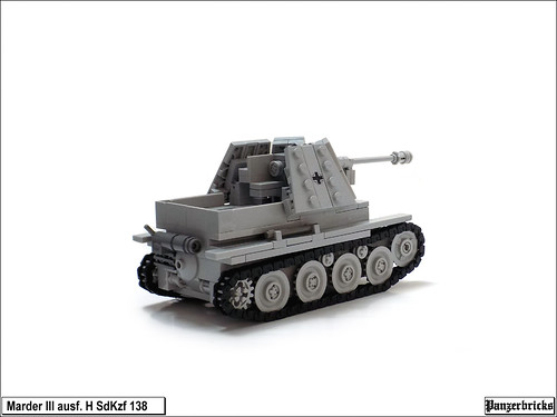 Marder III SdKfz 138 Ausf. H