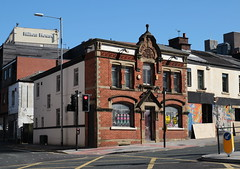 The Unity Inn on Wellington Road South, Stockport 11-3-14 (the pub closed in 2012)...