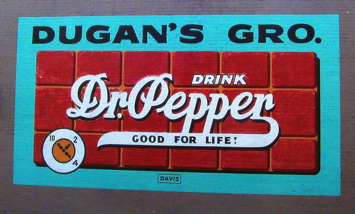 Dugan's Grocery - Dr. Pepper