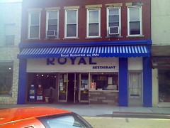 The Royal Restaurant in Keyser, WV!