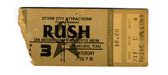 Rush + Aprilwine March 3, 1979