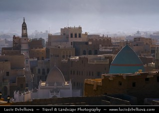 Yemen - Early Morning in Sayun