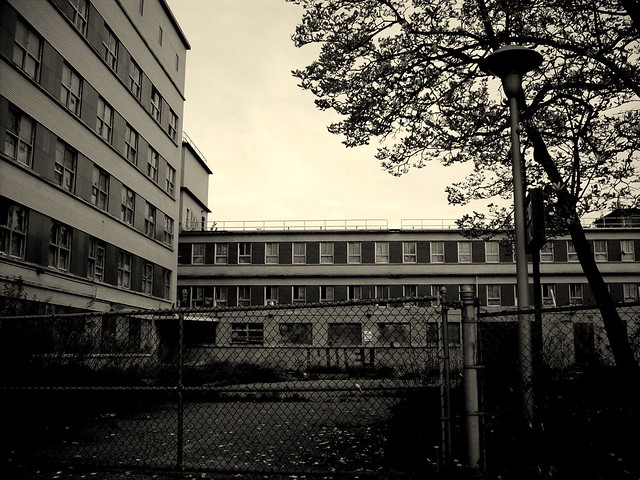 Abandoned Park City Hospital Bridgeport Ct Flickr
