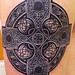 celtic cross by Spacey's Bizarre Ink