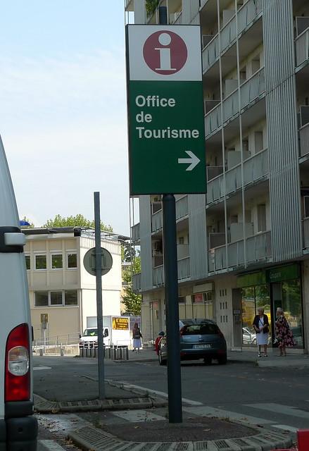 Signal tique office de tourisme romans sur is re fr26 flickr photo sharing - Office du tourisme romans sur isere ...
