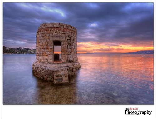 sunset sea mer seascape france canon landscape photography spring europe wideangle côtedazur paysage canonef1740mmf4lusm hdr highdynamicrange waterscape capdantibes frenchriviera 2011 provencealpescôtedazur canoneos5dmarkii ericrousset oloneo
