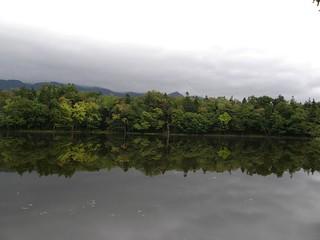 知床五湖 -- 三湖