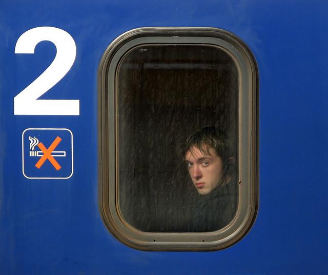 Blue train blue