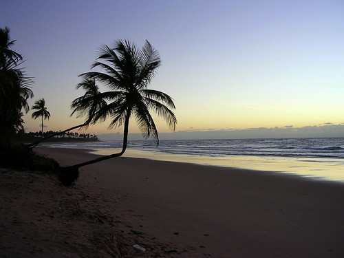 Marau Peninsula - beach - Bahia - Brazil