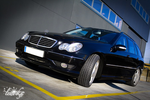 Flickriver photoset 39 mercedes benz c30 amg 39 by lewosky for Mercedes benz c30