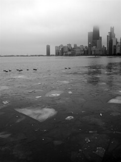 Winter in the Windy City