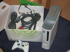 video game console, multimedia, xbox 360, gadget,
