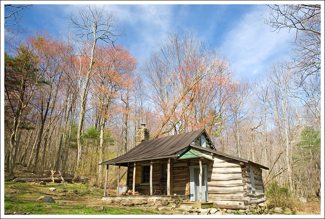 Flickriver searching for photos matching 39 appalachian for Appalachian mountain cabins