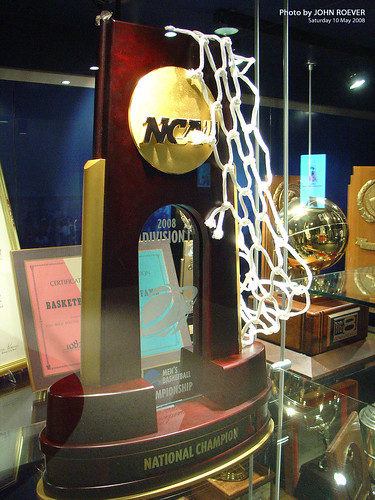 basketball lawrence may kansas trophy nationalchampionship title trophycase ncaa 2008 nationalchampions 1000views allenfieldhouse collegebasketball jayhawks universityofkansas ncaatournament douglascounty divisioni 2000views 5000views 3000views 4000views 6000views mensbasketball boothfamily kansasjayhawks hallofathletics
