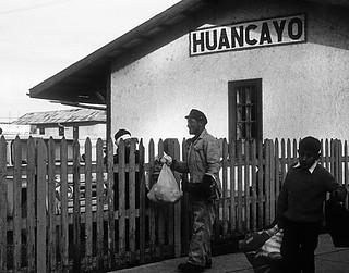 Huancayo MAN 1987
