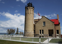 Old Mackinac Point Lighthouse, MI
