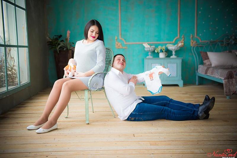 R&R Studio - totul începe din dragoste! > Foto din galeria `Simion & Eugenia În Așteptarea Micului Îngeraș`