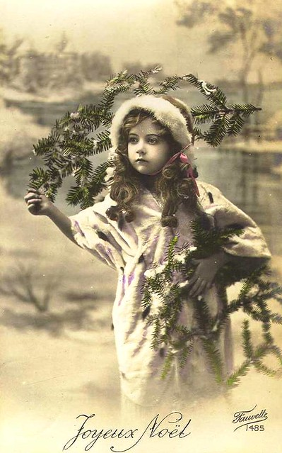 Old Fashioned Postcard North Berwick