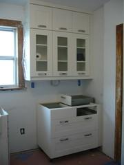 Ikea Adel Kitchen White