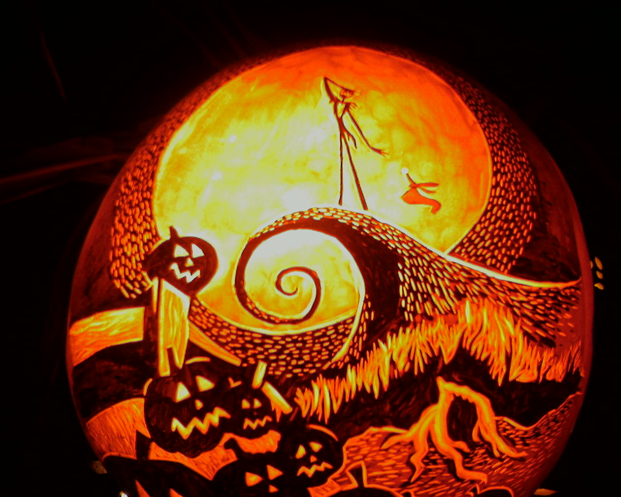 Choose Your Top 10 Best Jack-O-Lanterns Ever on Culturalist