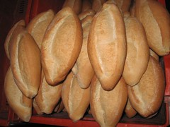 bread, baked goods, ciabatta, food, bread roll, cuisine,