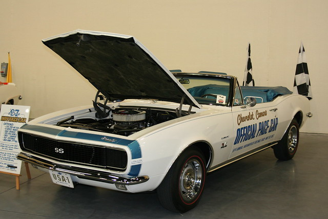 1967 Chevrolet Camaro Indy 500 Pace Car