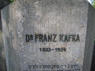 Afbeelding van Franz Kafka. cemetery geotagged praha literature franz jewish kafka franzkafka literatura geotagging