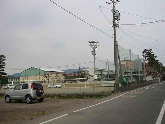 Photo:Fujieda-Higashi High School By keyaki