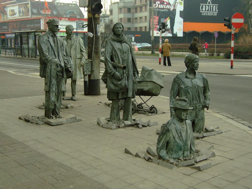 Esculturas Wroclaw