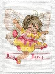 July (Ruby) Fairy