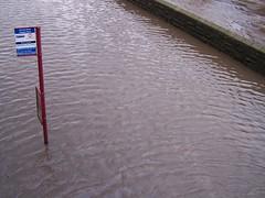 Mytholmroyd Flood 21 Jan 2008