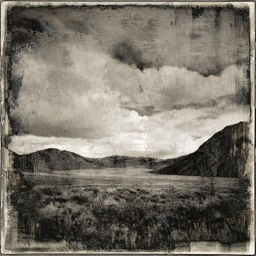 Darkland With Grunge by Arbor Lux
