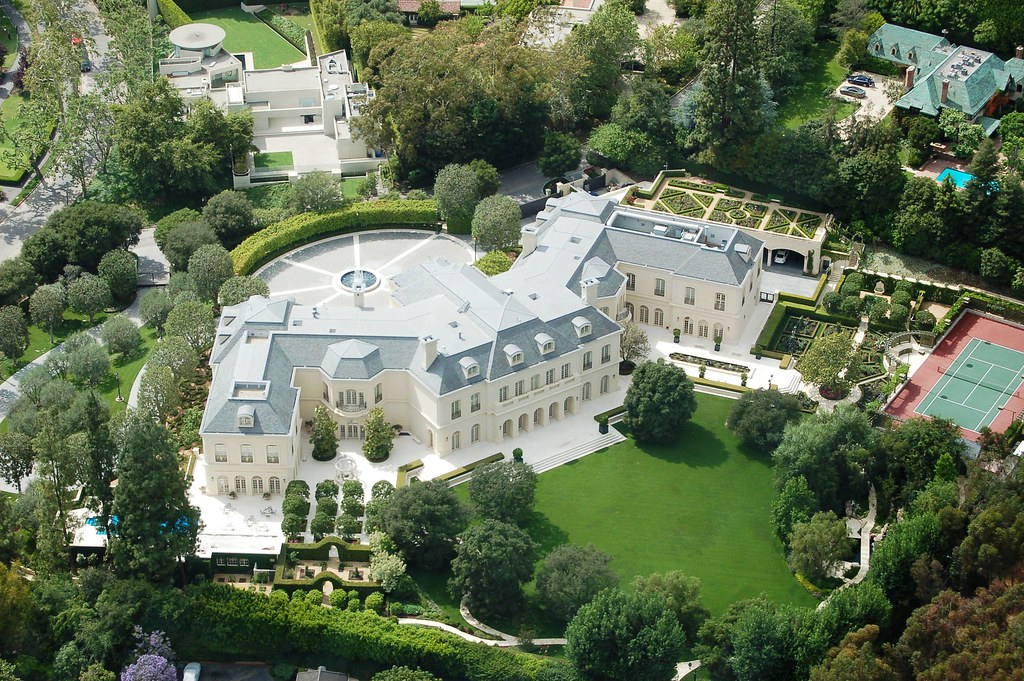 Spelling Manor, Holmby Hills