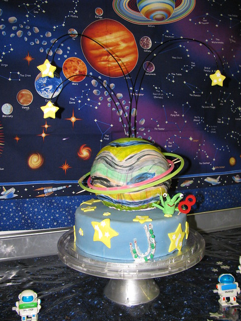 Planet Cake Images : Alien Planet Cake Flickr - Photo Sharing!