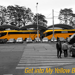 Brno 2009 - Get into My Yellow Bus...