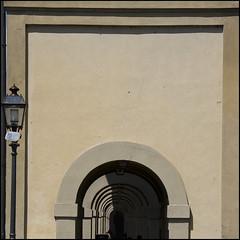 portici, volte e colonne
