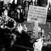 """""""Lo que hagamos será insignificante, pero es importante que lo hagamos"""" #Ghandi #acampadavalencia 21 Mayo by Yukivr13"""
