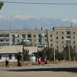 Kyrgyz School Kids - Karakol, Kyrgyzstan