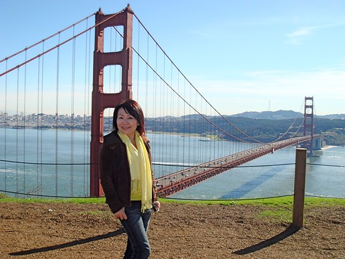 Me@Golden Gate Bridge