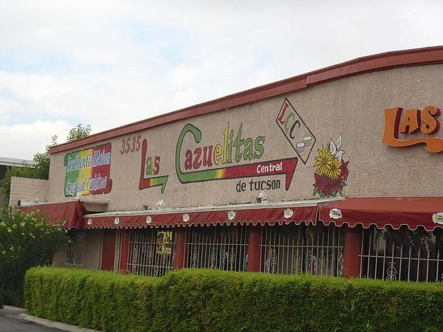 Tucson Mexican Food Recipes