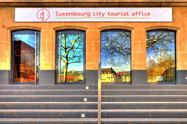 Luxembourg city tourist office flickr photo sharing - Tourist office luxembourg ...