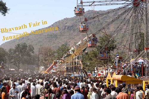 Famous Bhavnath Mela Pictures for free download
