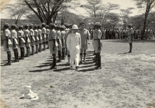 Empire Day 1958 Kenya